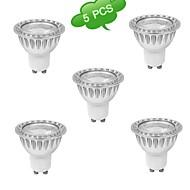 GU10 LED-spotlys MR16 1 COB 720 lm Varm hvid Dæmpbar Vekselstrøm 220-240 V