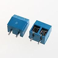 billige -klemrække kf301-2p strømforsyning 300v16a 5.08mm (10stk)