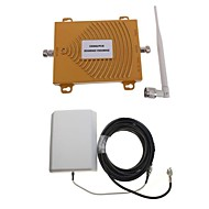 CDMA/PCS 850/1900MHz Dual Band Mobile Phone Signal Booster Amplifier Antenna Kit