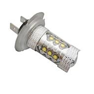 H7 Automobil Obala 80W Integrirani LED High Performance LED 6500-7000 Svjetlo za maglu