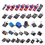 ieftine Echipament Electric & Consumabile-37-în-1 senzor Kit modul pentru Arduino