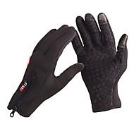 Fahrradhandschuhe Skihandschuhe Touch- Handschuhe Herrn Damen Vollfinger warm halten Windundurchlässig Nylon Skifahren Radsport/Fahhrad