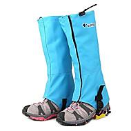 Esqui Perneiras Homens Mulheres Prova-de-Água Térmico/Quente A Prova de Vento Vestível Pranchas de Snowboard Poliéster Sólido Esqui