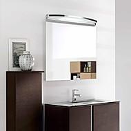 billige Vanity-lamper-Moderne / Nutidig Baderomsbelysning Innendørs Metall Vegglampe IP44 90-240V 0.2W