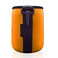 dengpin® neopren myk indre beskyttende kameralinsen bag tilfelle veske for sony qx100 dsc-qx100 (assorterte farger)