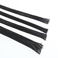 15mm 10mm 8mm 5mm støttemur trådnet / nylon mesh / fletning hver 1 m