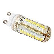 billige Bi-pin lamper med LED-YWXLIGHT® 1pc 6 W 600 lm G9 LED-kornpærer T 104 LED perler SMD 3014 Varm hvit / Kjølig hvit 220-240 V