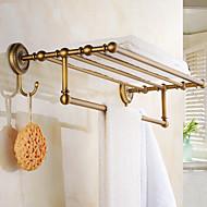 cheap Antique Copper Series-Bathroom Shelf Antique Brass 1 pc - Hotel bath Double
