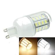 g9 conduziu luzes de milho t 40 smd 5630 1200-1600lm branco quente branco frio 3000-3500k 6000-6500k decorativo ac 220-240v