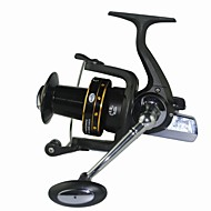 Fiskehjul Spinne-hjul 5.2:1 Gear Forhold+13 Kuglelejer ombyttelig Havfiskeri Ferskvandsfiskere Trolling- & Bådfiskeri - GH7000
