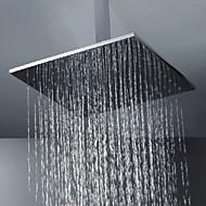 Moderna Chuveiro Tipo Chuva Escovado Característica-Efeito Chuva , Lavar a cabeça