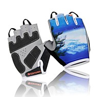 cheap Cycling Gloves-WEST BIKING® Sports Gloves Bike Gloves / Cycling Gloves Quick Dry Wearable Breathable Wearproof Anti-skidding Wicking 3D Pad Fingerless