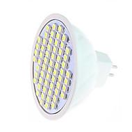 billige Spotlys med LED-360-750 lm LED-spotpærer MR16 60LED leds SMD 3528 Varm hvit Kjølig hvit AC 220-240V