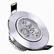 Bestlighting 6 w 3 de alta potência led 400-450lm 3000-3500k quente branco / frio branco dimmable led downlights ac 110v
