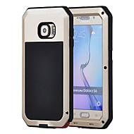 Samsung Galaxy S6 tapauksessa alumiini vedenpitävä iskunkestävä takakansi gorilla lasi tapauksessa s5 s4 s3