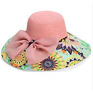 わら / クリスタル / ファブリック  -  ティアラ / 帽子 1 結婚式 / パーティー / パーティー/フォーマル かぶと