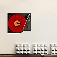 音楽の装飾の壁のステッカー壁のステッカーを3dは
