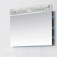 billige Vanity-lamper-Moderne / Nutidig Baderomsbelysning Metall Vegglampe IP44 90-240V 0.2W