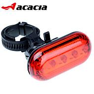 billige Sykkellykter og reflekser-Sykkellykter sikkerhet lys Baklys til sykkel - - Sykling Enkel å bære knapp batteri Lumens Batteri Sykling-Acacia