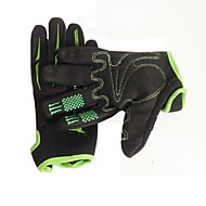 cheap Cycling Gloves-Sports Gloves Bike Gloves / Cycling Gloves Wearable Wearproof Anti-skidding Full-finger Gloves Climbing Cycling / Bike Camping & Hiking