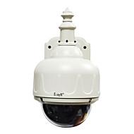 easyn® 1.3mp ip kamera p2p trådløs ptz utendørs domo med 16g SD-kort og ir nattesyn
