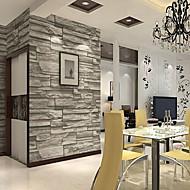 halpa -Art Deco Tiili Taustakuva Kotiin Nykyaikainen Seinäpinnat , PVC/Vinyl materiaali liima tarvitaan tapetti , huoneen Tapetit