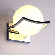 Glass Wall Sconces Modern/Contemporary Metal
