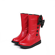 GIRL - レザーレット - ファッションブーツ - ブーツ