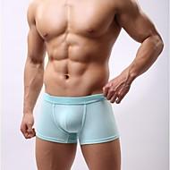 Herre Super Sexy Boxer Shorts Ensfarvet 1 Stykke