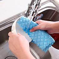 oppvasken på kjøkkenet tilfeldig farge