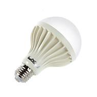 billige Globepærer med LED-YouOKLight 1pc 4 W 300-350 lm E26 / E27 LED-globepærer 24 LED perler SMD 5630 Dekorativ Varm hvit / Kjølig hvit 220-240 V / 1 stk. / RoHs