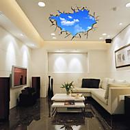 cheap Wall Stickers-3D  Dinosaur vinyl sticker waterproof custom vinyl wall stickers decal for home decor