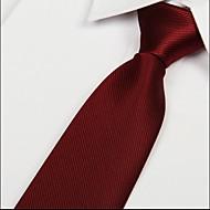 vino crveno muškarci keper tie žakard strelice poliestera svilenih kravata