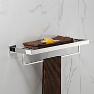 cheap Stainless Steel Series-Bathroom Shelf Contemporary Stainless Steel 1 pc - Hotel bath Double