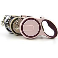 Pas Uzicama Prilagodljivo / Preklopni Vodootporno Automatski Najlon Bež Sive boje Pink