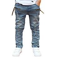 Fecioresc Fecioresc Pantaloni Toate Sezoanele Solid Altele