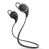 No ouvido Sem Fio Fones Plástico Esporte e Fitness Fone de ouvido Com controle de volume Com Microfone Isolamento de ruído Fone de ouvido