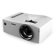 Χαμηλού Κόστους -UNIC UC18 LCD Προτζέκτορας Home Theater LED Προτζέκτορας 800 lm Υποστήριξη 1080P (1920x1080) 15-100 inch Οθόνη / 320 * 180