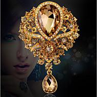 Dámské Brože Módní luxusní šperky bižuterie Křišťál Štras Šperky Pro Svatební Párty Zvláštní příležitosti Narozeniny Denní