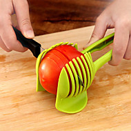 1pcレモントマトポテトフルーツスライサー高品質のキッチンガジェット日常使用