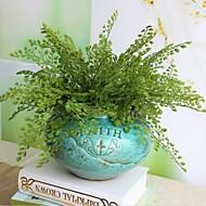 Kunstige blomster 2 Afdeling Moderne Stil Planter Bordblomst