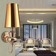 billige Vegglamper-Moderne / Nutidig Vegglamper Til Metall Vegglampe 220V 110-120V 220-240V 40WW