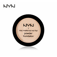 Powder Dry Pressed powder Long Lasting / Natural NYN Cosmetic Beauty Care Makeup for Face