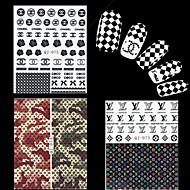 Other Decorations-Muuta-Sarjakuva / Kukka / Lovely / Punk / Häät-Sormi-6.2*5.2-4