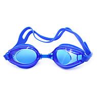 billiga Swim Goggles-Simglasögon Vattentät / Anti-Dimma Kiselgel Plast Vit / Svart Grön / Rosa / Svart