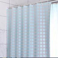 tanie Zasłony prysznicowe-1szt Zasłony prysznicowe Nowoczesny PEVA Łazienkowe