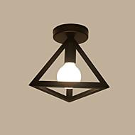 billige Taklamper-Takplafond Omgivelseslys Malte Finishes Metall designere 110-120V / 220-240V Pære ikke Inkludert / E26 / E27
