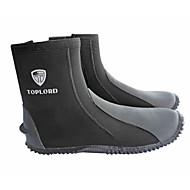 preiswerte -Tauchen Flossen / Wassersport Schuhe Neopren Schwarz