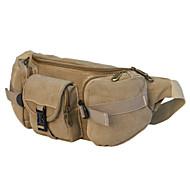 billige Rygsække og tasker-1 L Bæltetaske Bæltetasker Campering & Vandring Fiskeri Klatring Ridning Løb Rejse Hurtigtørrende Regn-sikker Påførelig Multifunktionel