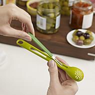 3 in 1 keuken gereedschap set vergiet / meloen baller / vork